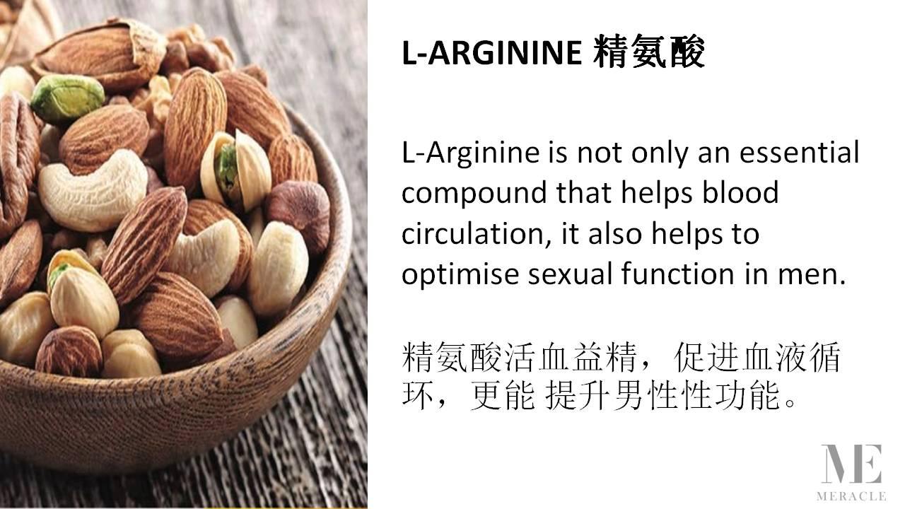 Memen Stamina Drink L-Arginine